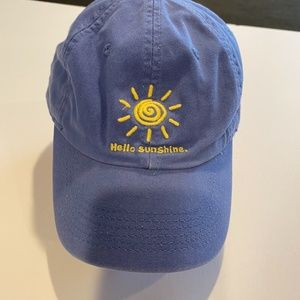 Life is Good hat - Women's sizing